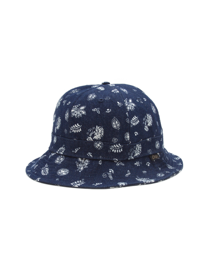 Serpico Bucket Hat - Obey Clothing UK 87ca6818d90