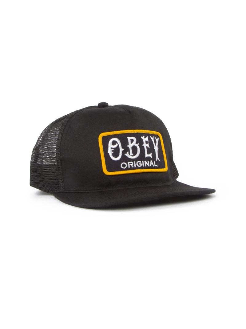 Local Brew Mesh Snapback Hat - Obey Clothing UK 3c64f5ec4c1