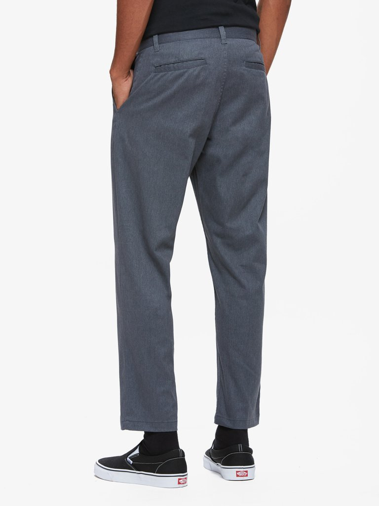 Straggler Flooded Pant Obey Clothing Uk