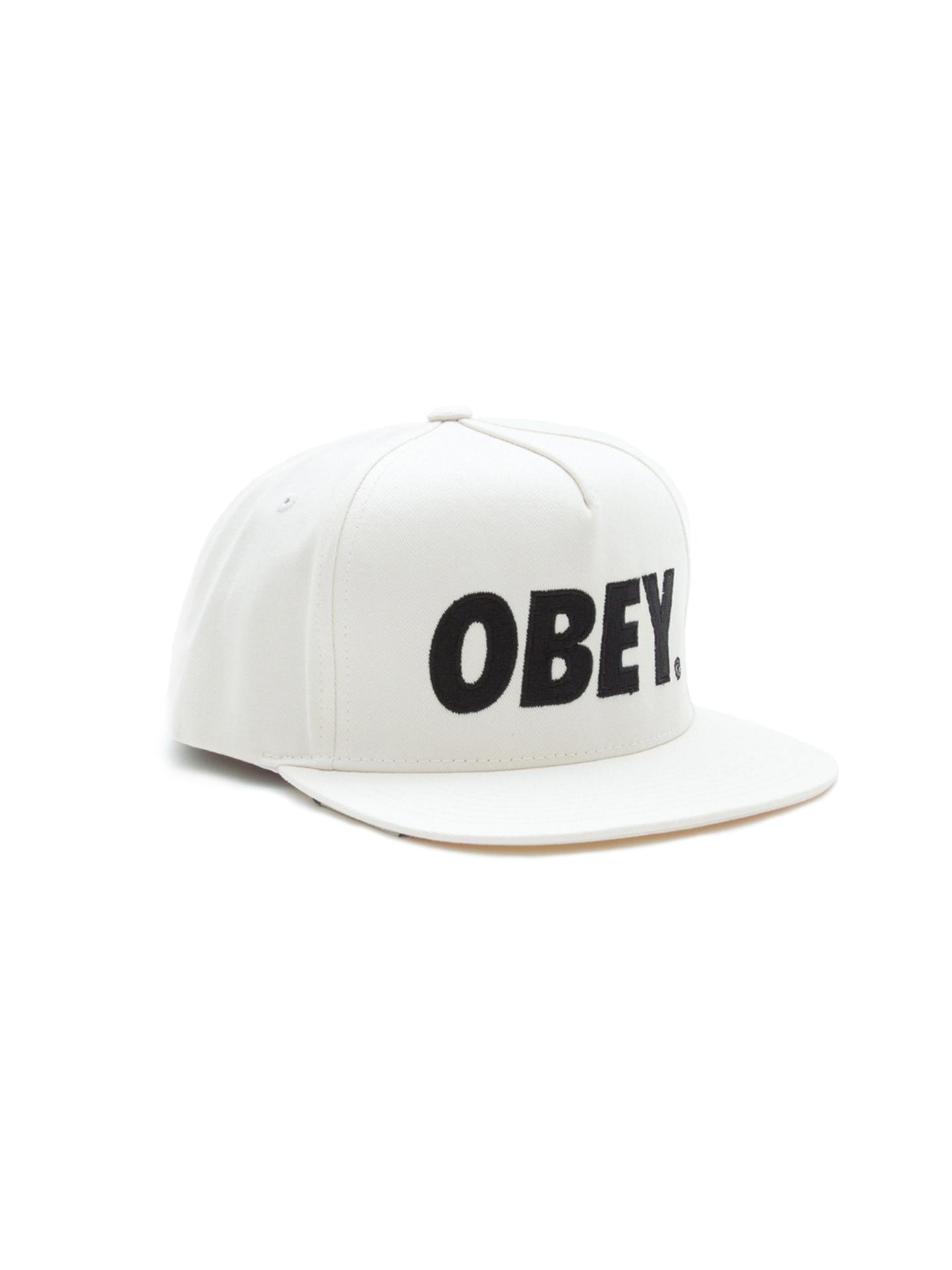 64b6af1dc8b The City Snapback Hat - Obey Clothing UK