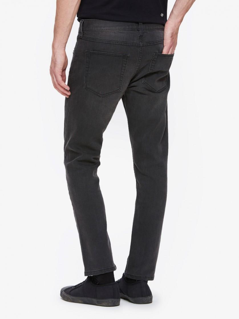 White Denim Jeans For Men