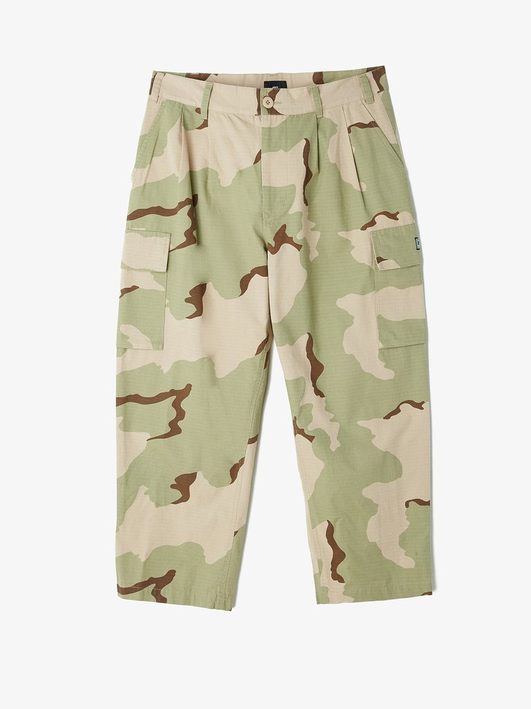 TROUSERS - Bermuda shorts Obey hODYLz5