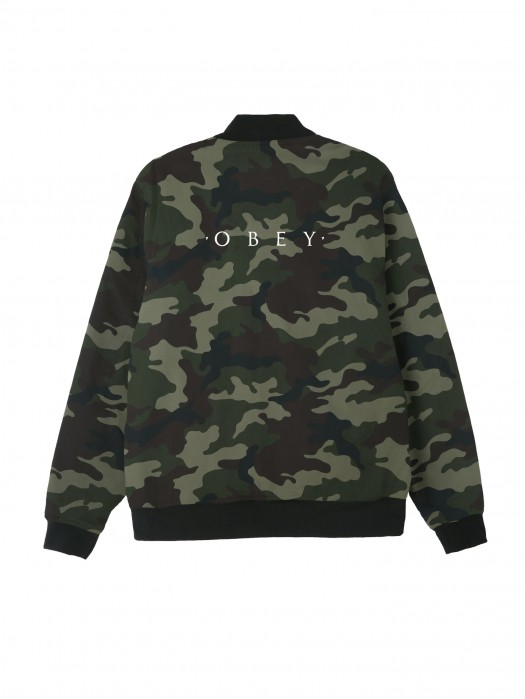 b8a2b79621939 Men's Sale Outerwear at OBEY Clothing - Coaches Jackets and more