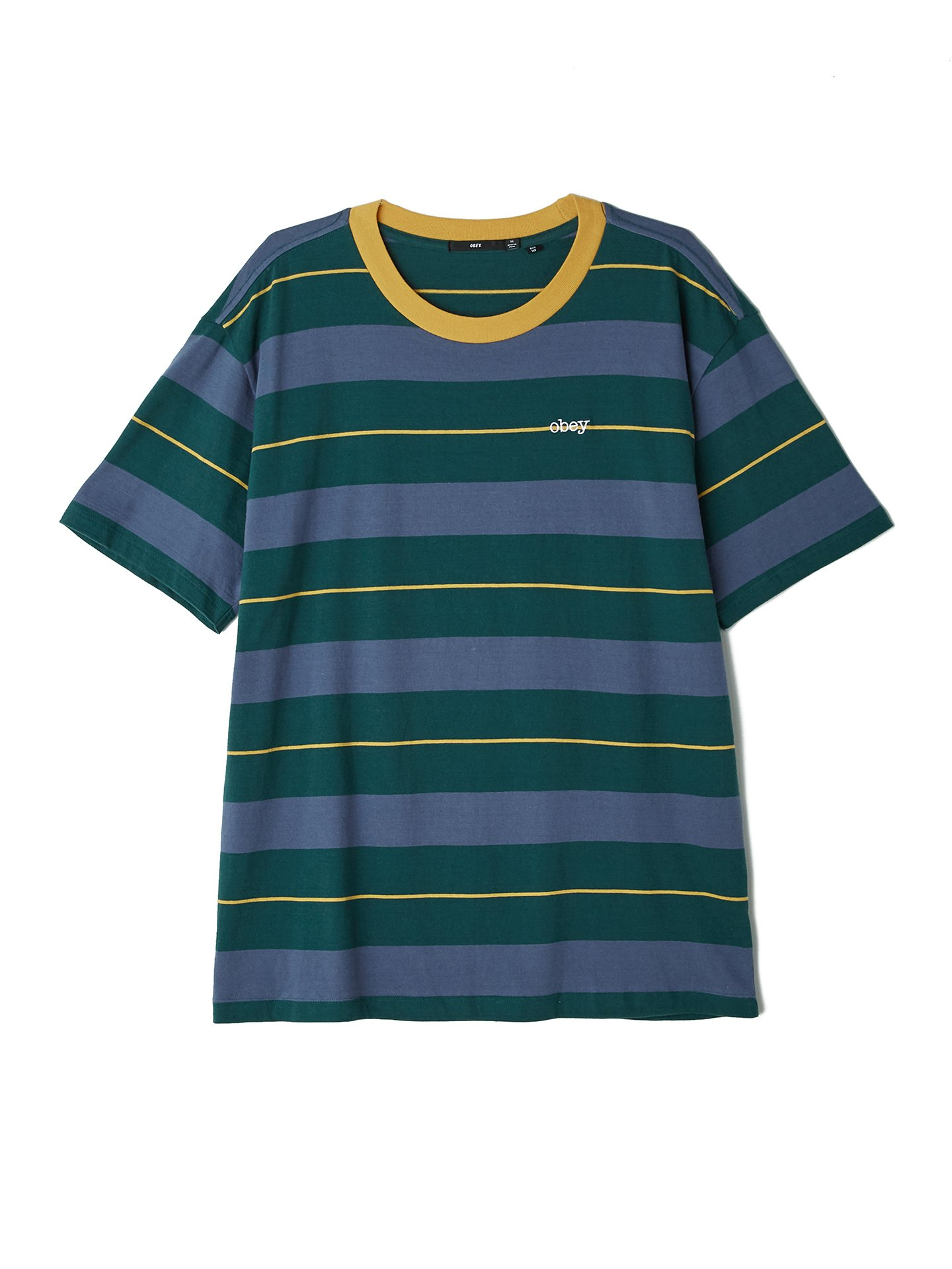 81631e4a41 Program Box T-Shirt - Obey Clothing UK