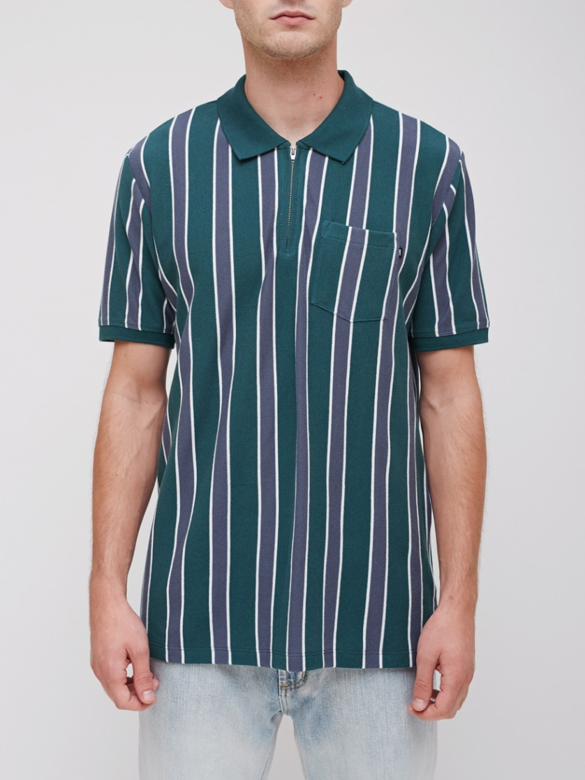 Divers Polo Shirt Obey Clothing Uk