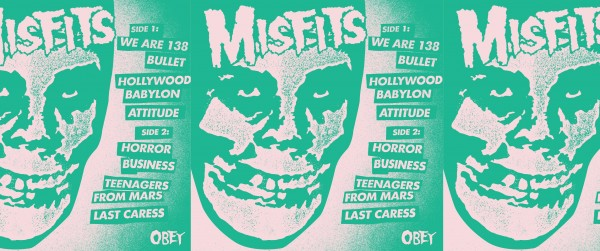 OBEY X MISFITS: Women's Collection