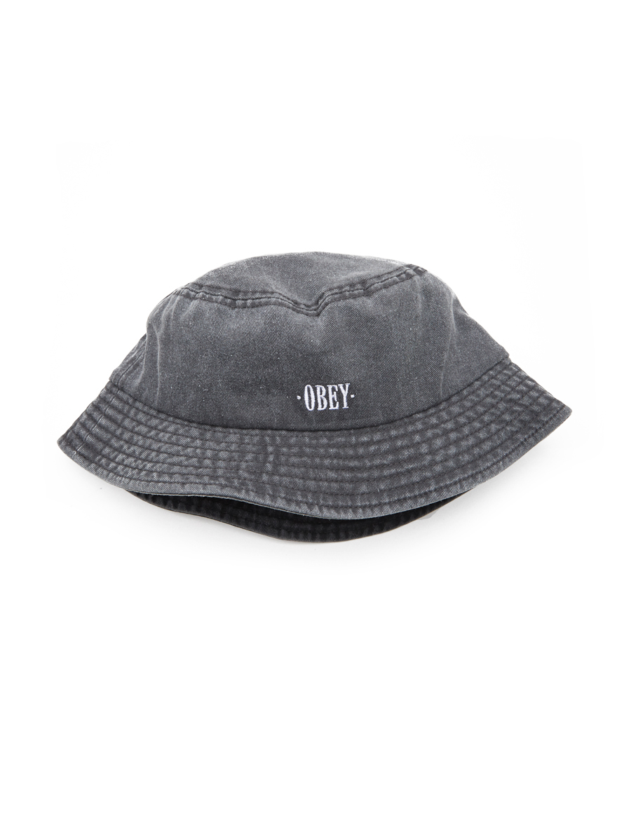 90551f4b9c7 Respect Bucket Hat - Obey Clothing UK