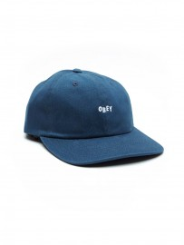 Cutty 6 Panel Snapback Hat - Obey Clothing UK 1a735219abb8