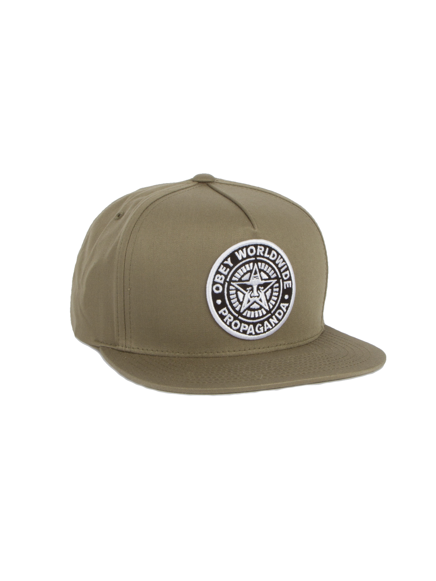 a5866eaa44cbc Classic Patch Snapback Hat - Obey Clothing UK