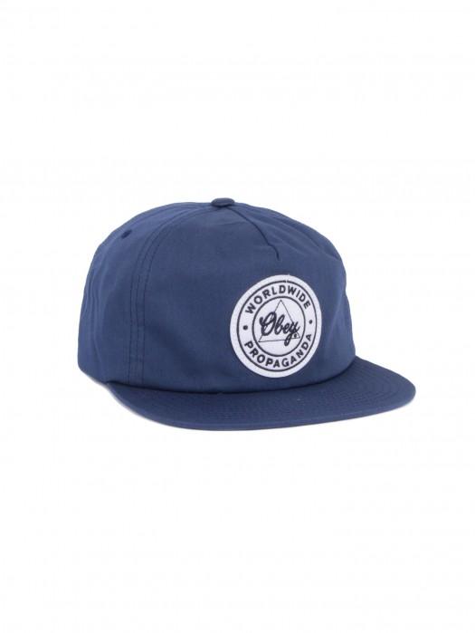 5610a92d3305c OBEY Propaganda II Snapback Hat