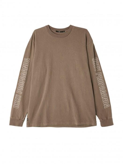 BU2H Men Slim Fit Cotton Knit Pullover Contrast Color Crewneck Sweater Top