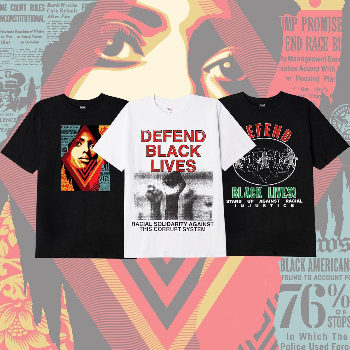 DEFEND BLACK LIVES